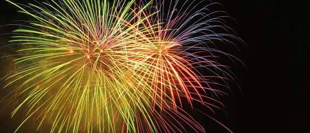 Havai Fişekler – Fireworks