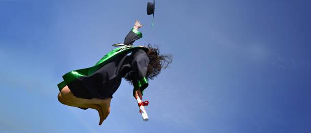 Graduation | ODÜ '14 – Ziraat Fakültesi